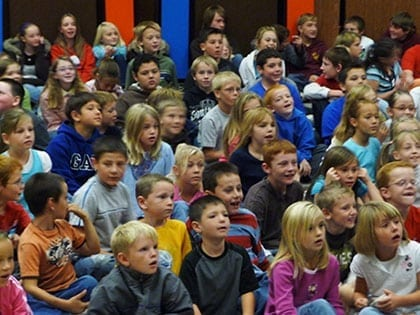 Elementary Student Outreach - Saxophobia