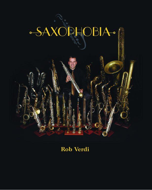 Saxophobia CD